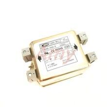 الطاقة EMI تصفية CW4E 30A S مرحلة واحدة التيار المتناوب 220 فولت تنقية التدخل