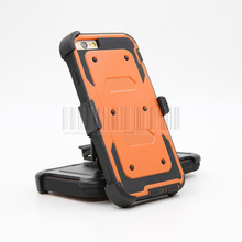 Heavy Duty Anti-Shock Future Armor Protective Case Cover+Holster With Belt Clip For Apple iphone 6/6s 4.7 inch