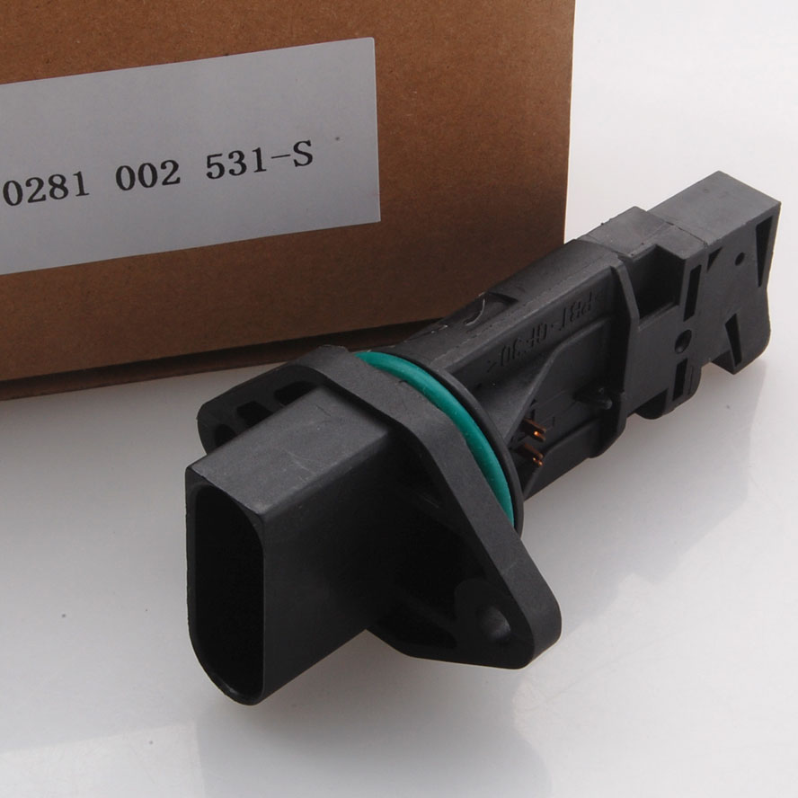 ABS Mass Air Flow Sensor Meter MAF No House 0281002531 For Golf Jetta Beetle 1.9L Car Styling Auto Accessories
