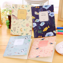 hot deal buy 4 pcs/lot journal intime notebook planner a6 diary book vintage mini memo stationery office school supplies free shipping