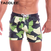 Taddlee Brand Swimwear Men Swimming Trunks Boxer Shorts Short Swimsuits Brief Bikini Gay Bathing Suit Surf Boardshorts Plus Size