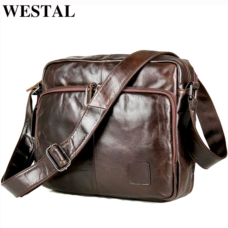 MVA Men Shoulder Bags Genuine Leather Crossbody Bags for Man Multifunction ipad holder Messenger Bag Men Leather Bag Male 8876 augur men s messenger bag multifunction canvas leather crossbody bag men military army vintage large shoulder bag travel bags