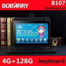 10 дюймов 3 Г Телефонный звонок Окта основные Tablet PC Android 6.0 MTK8752 RAM 4 ГБ ROM 128 ГБ 2-МЕГАПИКСЕЛЬНАЯ + 5MP 1280*800 пксл Dual SIM Phablet