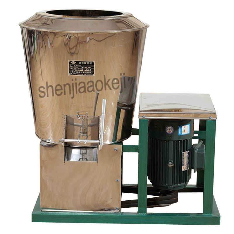 Commercial Electric Dough Mixer Household 25kg Bucket Dough Maker Stainless Steel Dough Kneading Machine Flour Mixer 220v 3000w