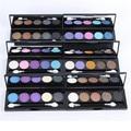 Palette 5 Colors Eye Shadow Palette Matte Shimmer Eyeshadow Makeup Tool Cosmetic Set 65 g