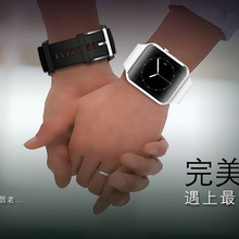 X6 new smart watches can be inserted with a Bluetooth phone call arc curved touch screen