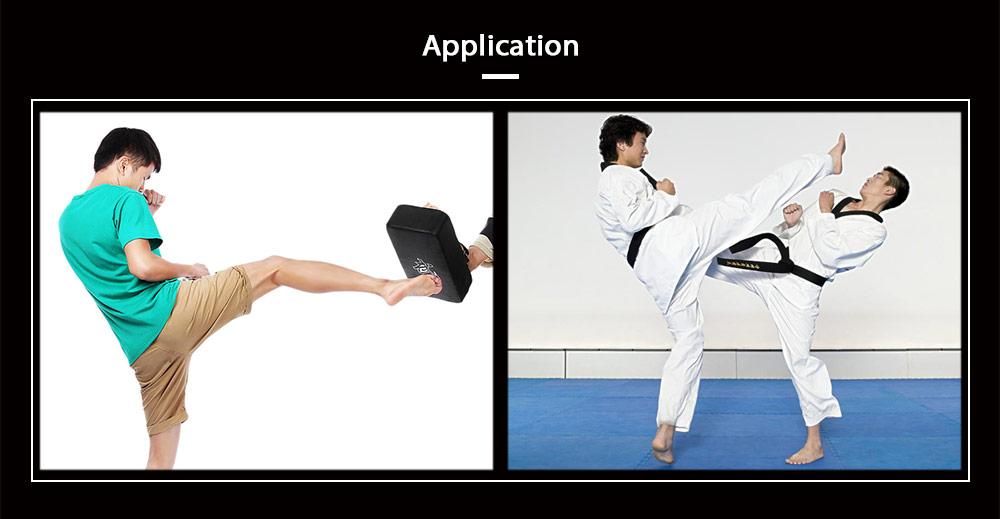 Rectangle Focus Boxing Kicking Strike Punching Pad Power Punch  Martial Arts Training Equipment