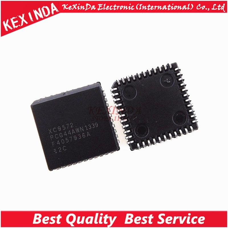 XC9572 12PC44C XC9572PC44 XC9572 PC44 XC9572 12PCG44C PLCC 44 10pcs lot Free shipping