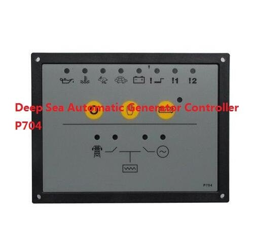 DEEP SEA ELECTRONICS P704 replace DSE704 Generator Controller electronics controller controls module amf unit dse704