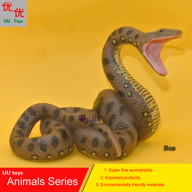 все цены на Hot toys:Big Python (Boa) Snake Simulation model  Animals   kids  toys children educational props