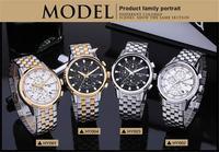 Holuns hy001 роскошные механические Для мужчин часы #814