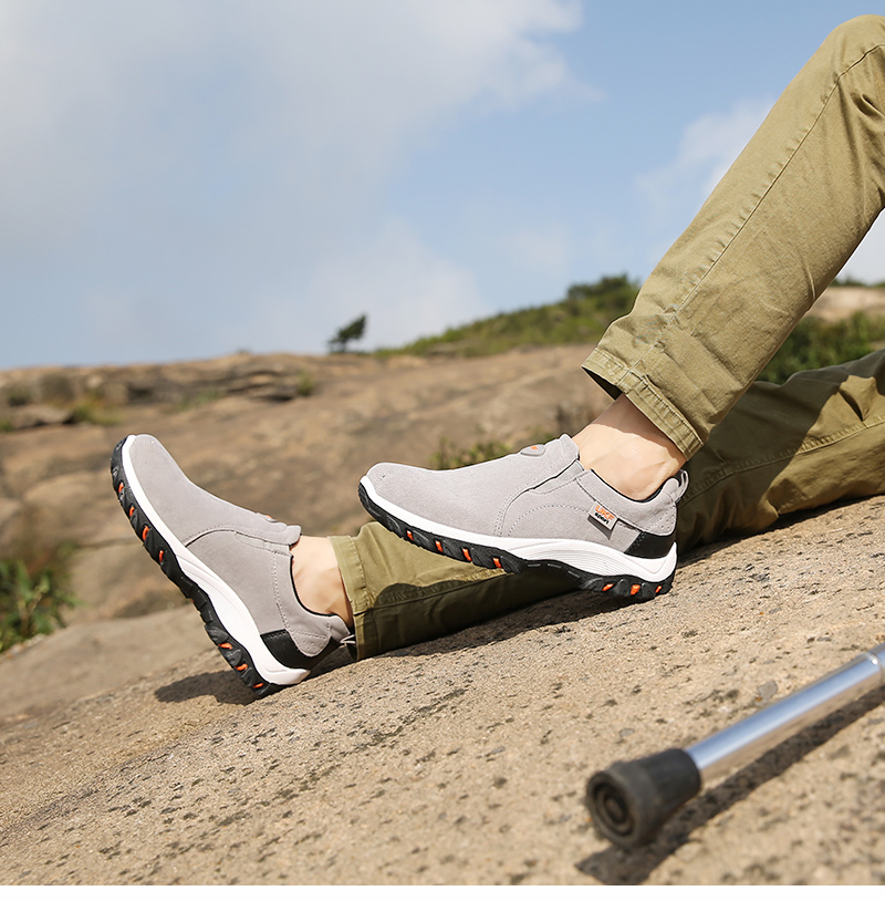 HTB1oMOjavvsK1Rjy0Fiq6zwtXXaO VESONAL Spring Summer Slip-On Out door Loafers Sneakers For Men Shoes Breathable Suede Male Footwear Walking comfortable