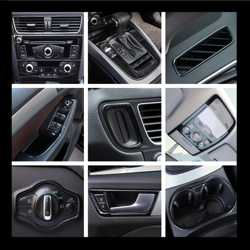 Aliexpress.com : Buy Black Stainless Steel For Audi Q5
