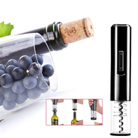 1 Pc Electric Wine Bottle Opener Automatic Corkscrew With Foil Cutter Wine Opener The Goods For Kitchen