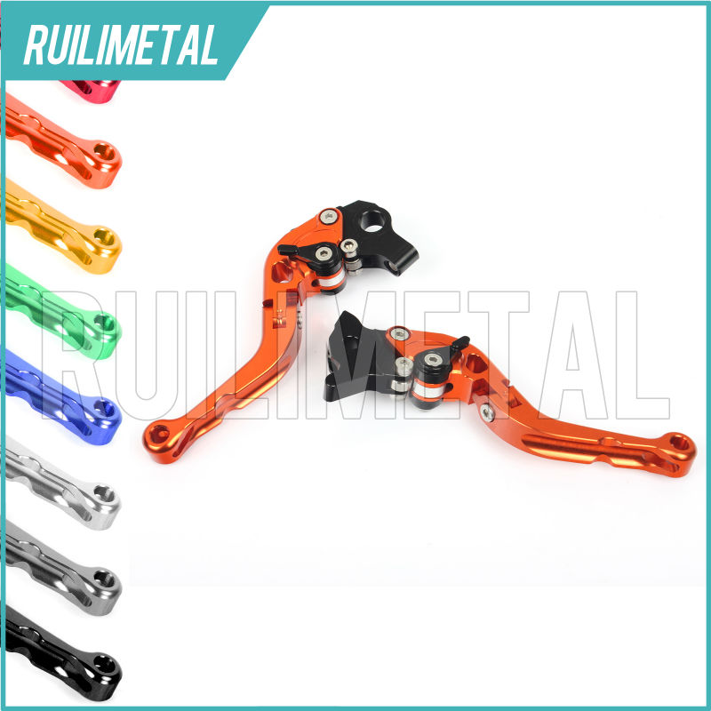 Adjustable Short Folding Clutch Brake Levers for BMW S 1000 RR S1000RR HP4 S-RR 1000 2010 2011 2012 2013 2014 10 11 12 13 14 motorcycle clutch brake levers handle bar aluminum polished for bmw s1000rr hp4 s1000r 2010 2016 2011 2012 2013 2014 2015