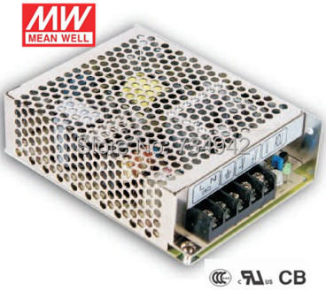 MEANWELL 24V 50W UL Certificated NES series Switching Power Supply 85-264V AC to 24V DC meanwell 5v 130w ul certificated nes series switching power supply 85 264v ac to 5v dc