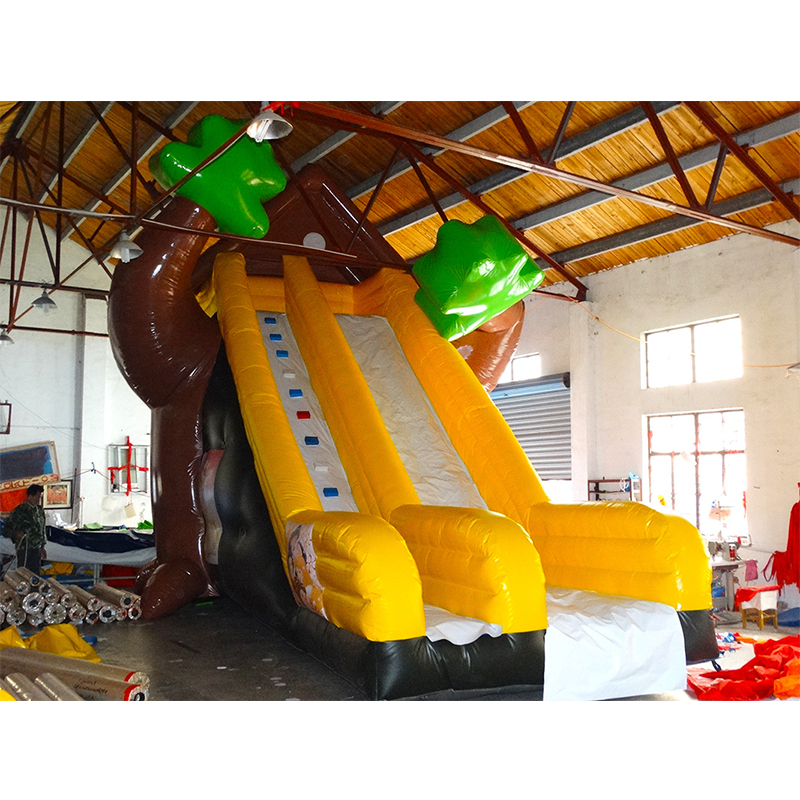 PVC Inflatable bouncer jumping inflatable Slide For Kids And Adults PVC Inflatable bouncer jumping inflatable Slide For Kids And Adults