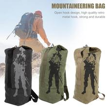 Men's Travel Bag Army Bucket Bags Multifunctional Backpack Military Canvas Backpacks Large Duffle Men Shoulder Bags 2019 Hot цены онлайн
