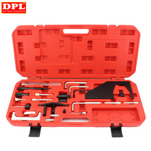 Engine Timing Tool Kit For 4 Ford & Mazda Replacing Timing Belt utool engine timing tool master kit engine tool for ford 1 4 1 6 1 8 2 0 di tdci tddi also for mazda