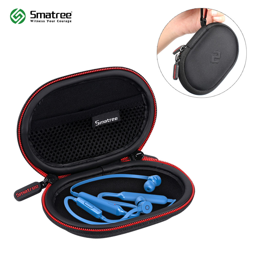 Smatree Hard EVA Case Carrying Case A20-X Portable bag for BeatsX, Powerbeats 2,Powerbeats 3 Wireless Headphone portable case irresistible
