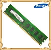 Samsung Desktop Memory DDR3 2GB 1333MHz PC3 10600U PC RAM 2G 10600 1333 240pin