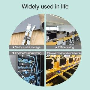 Image 5 - Coolreall สายลวด Winder สำหรับ Lightning Micro USB ประเภท C ฟรีความยาวสายหูฟังผู้ถือ HDMI Management