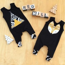 2019 New Fashion baby clothing Baby Boys Girls Romp