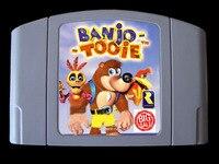 64 קצת משחקים ** בנג 'ו Tooie (אנגלית PAL גרסה!!)|מבצעי משחקים|מוצרי אלקטרוניקה לצרכנים -