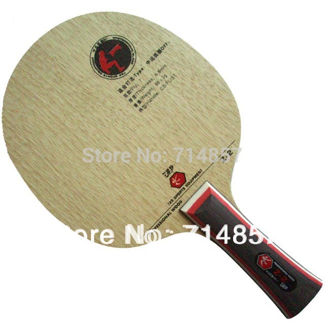 RITC 729 Friendship Z-2 (Z2, Z 2) Professional Wood OFF-- Table Tennis Blade For PingPong Racket