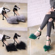 Mazefeng 2018 Fashion Female Pointed Toe Women