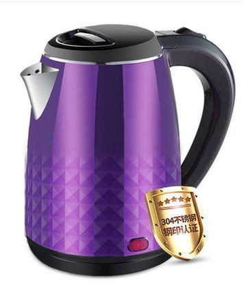 Electric kettle 304 stainless steel kettles use automatic power Safety Auto-Off Function electric kettle is used for automatic power failure and boiler stainless steel kettles