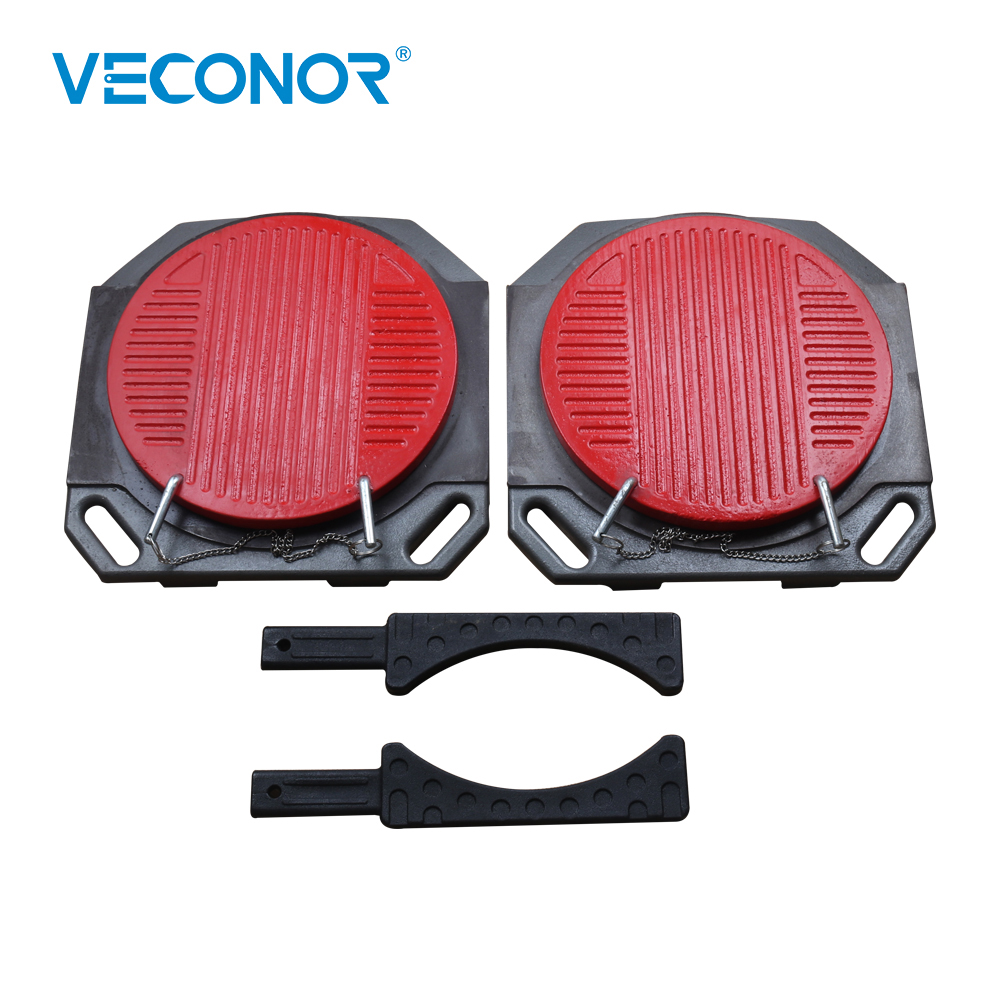 Veconor cast-iron turnplate for wheel alignment garage equipment accessories wheel alignment tools 5 ton