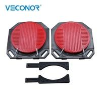 Veconor cast iron turnplate for wheel alignment garage equipment accessories wheel alignment tools 5 ton