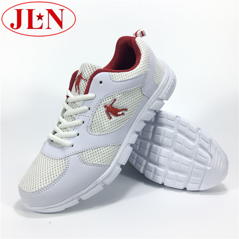 Hot Men Casual Shoes Fashion Air Mesh Breathable Men Shoes Lovers Spring Summer Casual Shoes Men