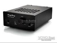 Nobsound XiangSheng H 06A Hybrid Solid State 6J1*2+LM1876 Desktop Tube Amplifier Headphone Amp Finished Product 110~240V