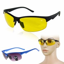 Utendørs Jakt Sikkerhet Sport Eksplosjonsbeskyttende Night Visions Glasses Taktisk High Definition Driving Lens For Men