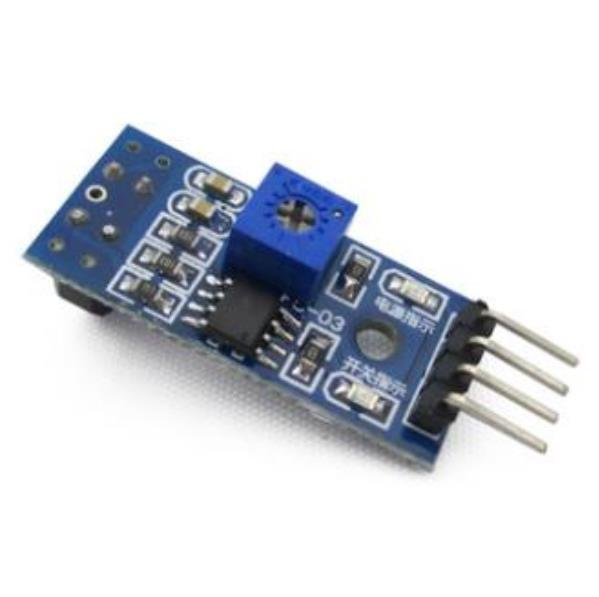 10PCS/LOT TCRT5000 Infrared Reflect Photoelectric Switch IR Barrier Line Track Sensor Module