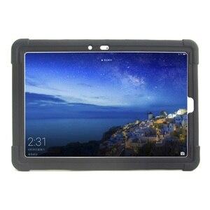 Image 1 - MingShore מוקשח עמיד הלם סיליקון כיסוי מקרה עבור Huawei MediaPad M5/M5 פרו 10.8 אינץ CMR W09/AL09/W19/AL19 Tablet