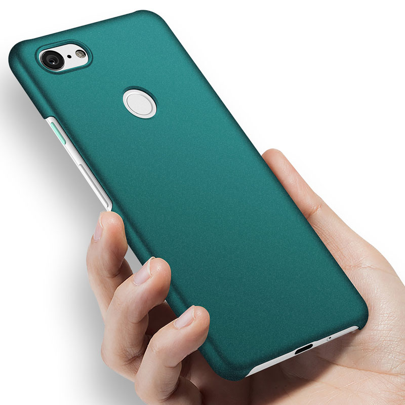For Google Pixel 3 XL Case Luxury Hard PC Matte Phone Case Cover For Google Pixel 2 XL / Pixel 3 Lite XL Protective Shell Cases