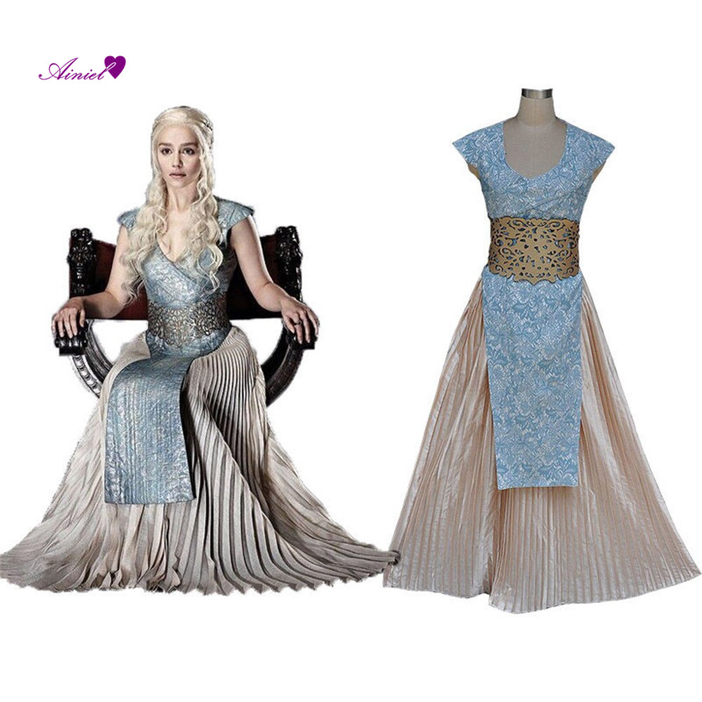 online buy wholesale daenerys targaryen costume from china daenerys targaryen costume. Black Bedroom Furniture Sets. Home Design Ideas