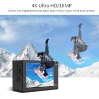 Ultra HD 4K Action Camera 30m Waterproof 2.0' Screen 1080p Sport Camera deportiva Go Extreme Pro Cam AKASO Vision 3 pro