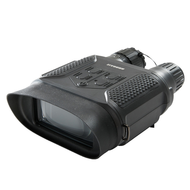 NV400B Infrared Digital Night Vision Telescope Magnification with Video Output Function Hunting Binocular 400m View TF USB AV