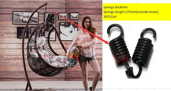 Manufacture Big Heavy Duty Extension Coil Spring / Tension Spring,Heavy duty recliner furniture extension spring spring