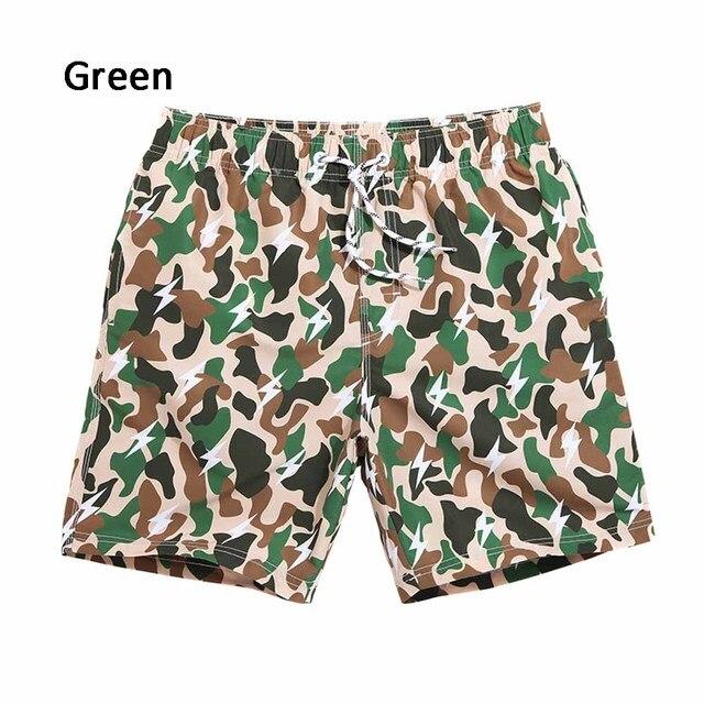 Swimwear Solid Men Swimwear Shorts With High Waist Beach Boy Shorts Big Size Clothing For Men's Swimwear Large QMA230