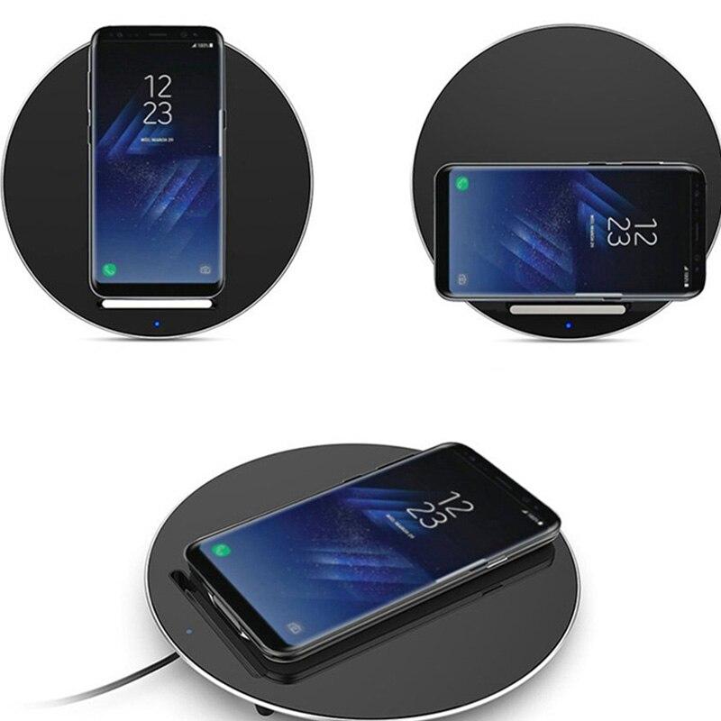 Norme QI en aluminium de Zinc de protection de charge rapide sans fil pour la conception Unique de téléphone intelligent - 5