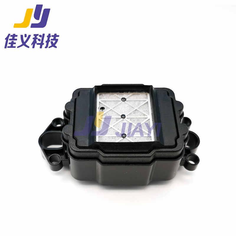 Hot Sale!!! hitam Eco Pelarut Ganda Kepala Captop untuk Epson TX800 Series Printer Capping Station/Topi Kepala Perakitan A- tipe