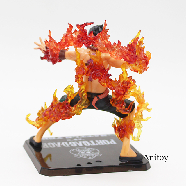 One Piece D Ace PVC Action Figure Model Collection Toy
