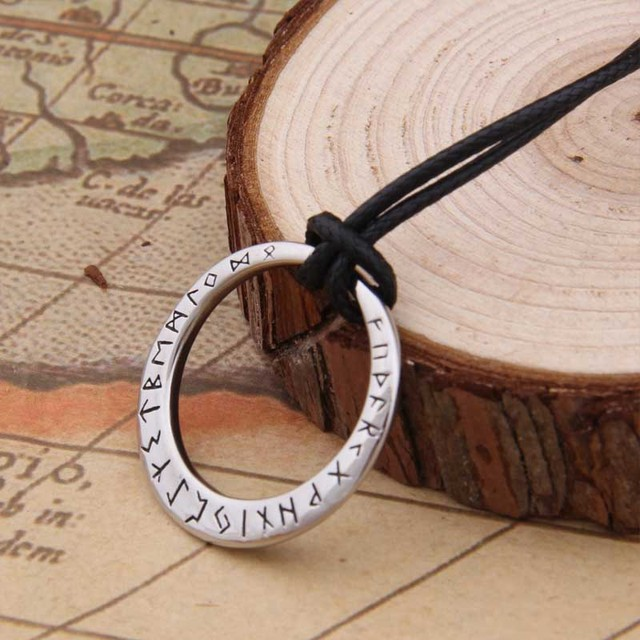 VIKING RUNE NECKLACE