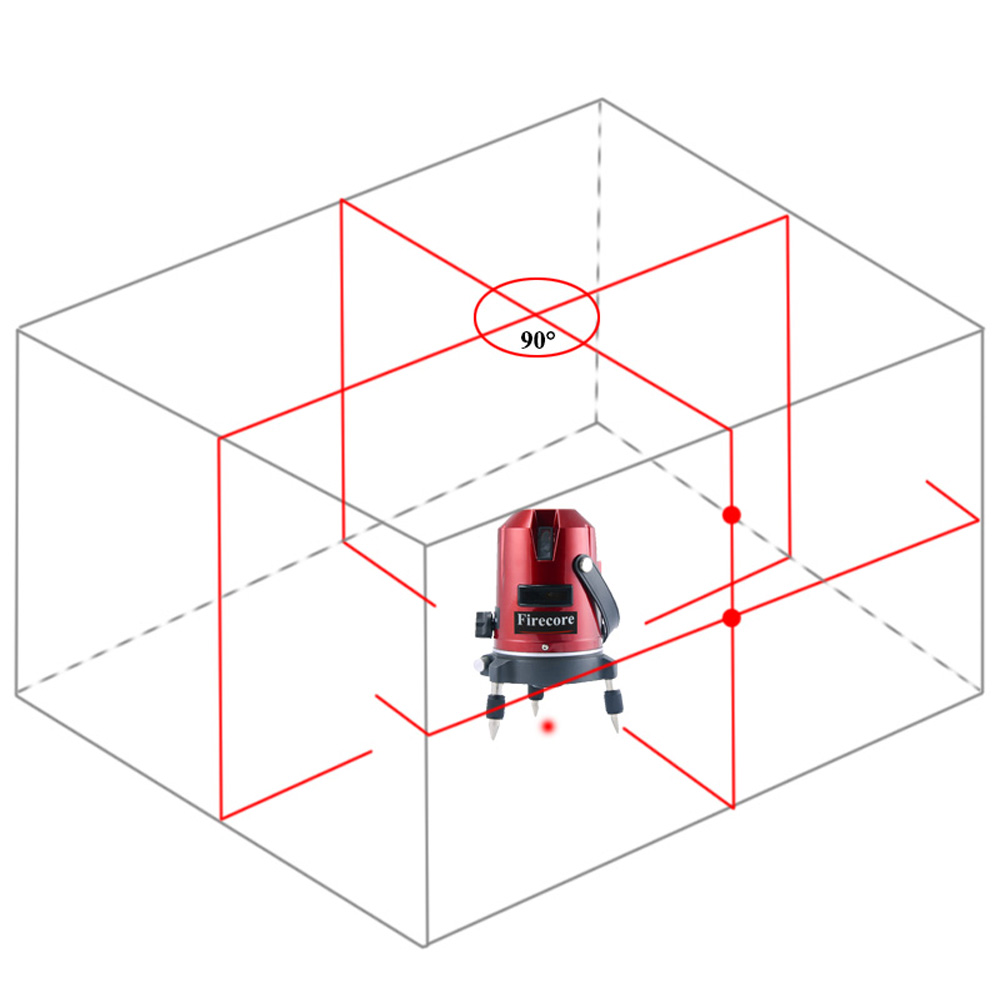 Лазерный уровень Firecore EK452DP