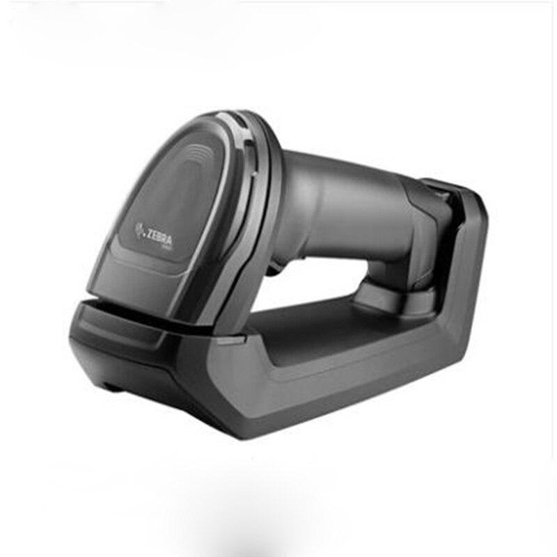 Zebra Simbolo DS8178-SR 2D/1D Senza Fili di Bluetooth Scanner di Codici A Barre/Imager, include Supporto e Cavo USB (Modello Aggiornato di DS6878